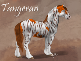 Tangeran and Therinae breed by Meykka