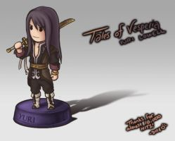 Vesperia Figure-Yuri 10K maybe by Dice9633