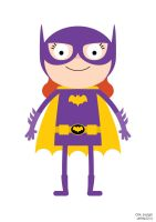 ADC 004: Batgirl by striffle