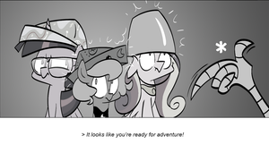 Adventurer's Garb by Foxy-Noxy