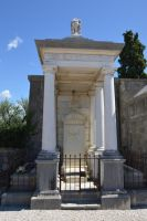Old grave of Provence cemetery 6 by A1Z2E3R