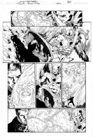 JLA Hawkman and Demon Page06 by JoePrado2010