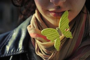 .my butterfly by immacola
