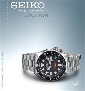 Seiko, Not just another watch. by Jaziel