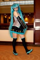 Classic Miku Hatsune Frost Con 2015 #6 by Lightning--Baron