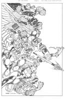 Rob Liefeld Forum Fanzine by stanaka