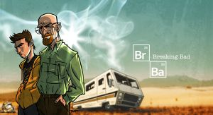Breaking Bad by ADN-z