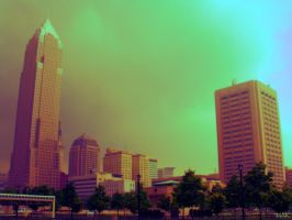 Cleveland on acid by partyboy9289