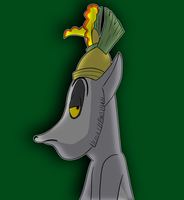 King Julien XIII by Edness-Madness