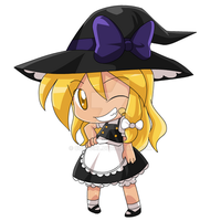 Marisa stuff by Coffgirl
