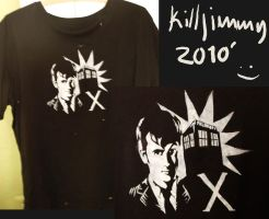 Whovian T-Shirt by killjimmy