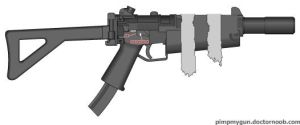 SLE-33 SMG by Storm-X