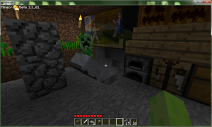 CREEPER CART by warp2002