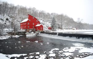 Frosted Clinton Mill by Resaturatez