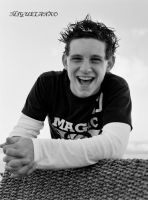 jamie bell by miguelanxo