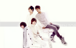 Teen Top Wallpaper by singthistune