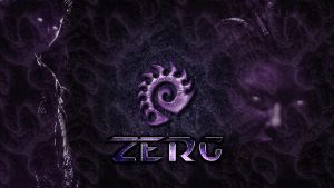 Starcraft 2 Zerg Wallpaper by Traumuhh