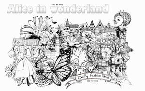 Alice in wonderland by miss-Gucci233