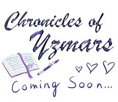 New series! Chronicles of Yzmars - Coming soon! by DarleenEnchanted