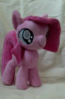 Pinkamina Filly by SillyBunnies