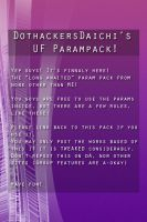 Dot's UF parampack by OutsideFate