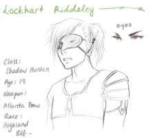 Alvira OC - Lockhart by waterpieces
