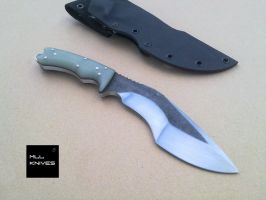 Falcata by MLLKnives