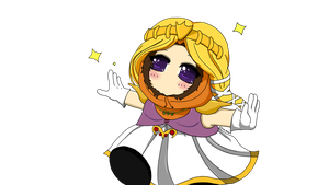Princess Kenny by LiliumStar