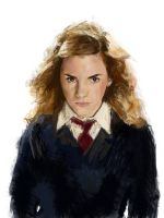 hermione by shalpin