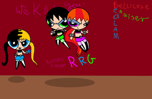 RRG are bad girls by Rabbit678