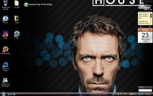 Dr. House by Yokaru