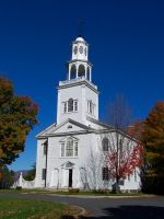 The Old First Church by funygirl38