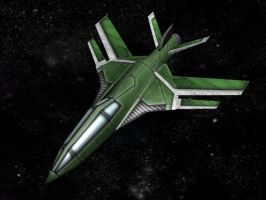 FN - Ship02 - Low Poly by DXBigD