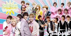 SHINee Render Pack by TaeminInWonderlandxD