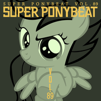 Super Ponybeat Vol. 089 Mock Cover by TheAuthorGl1m0