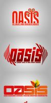 OASIS LOGOTYPE by vijayanand