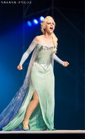Elsa - Frozen by lucioless