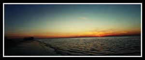 Jekyll Island Sunset 001 by sees2moons