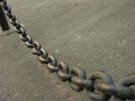 Chain 9 by macro-photo