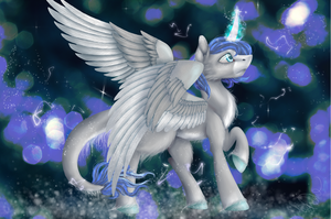 Request: Prince Gale Frost by PurpleSplash1372