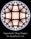 Hyperbolic tiling plugins by Zueuk