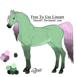 Mint Cotton Candy adopt (20 points Or best offer) by TazAndMe