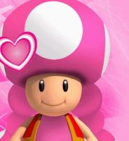 Free Toadette Icon by fhhrnro