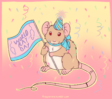 World Rat Day by Le-Rapps