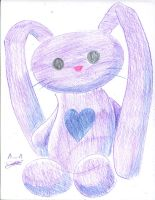 Bunny Heart by shanepeters