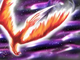 Splendor of the Fire-Phoenix by Kanyon85