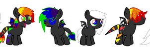 Prism Shatter X Bloody Button [MOVED] by CuppieCakeAdopts
