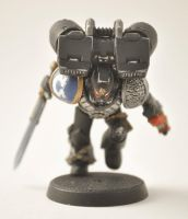 Deathwatch Ultramarine by Atticus83