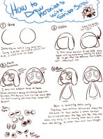 How To Draw Kerons with Shino by Shino-Love-Bug248