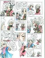 DMC4 Behind the Scenes by Blackarmoredsage